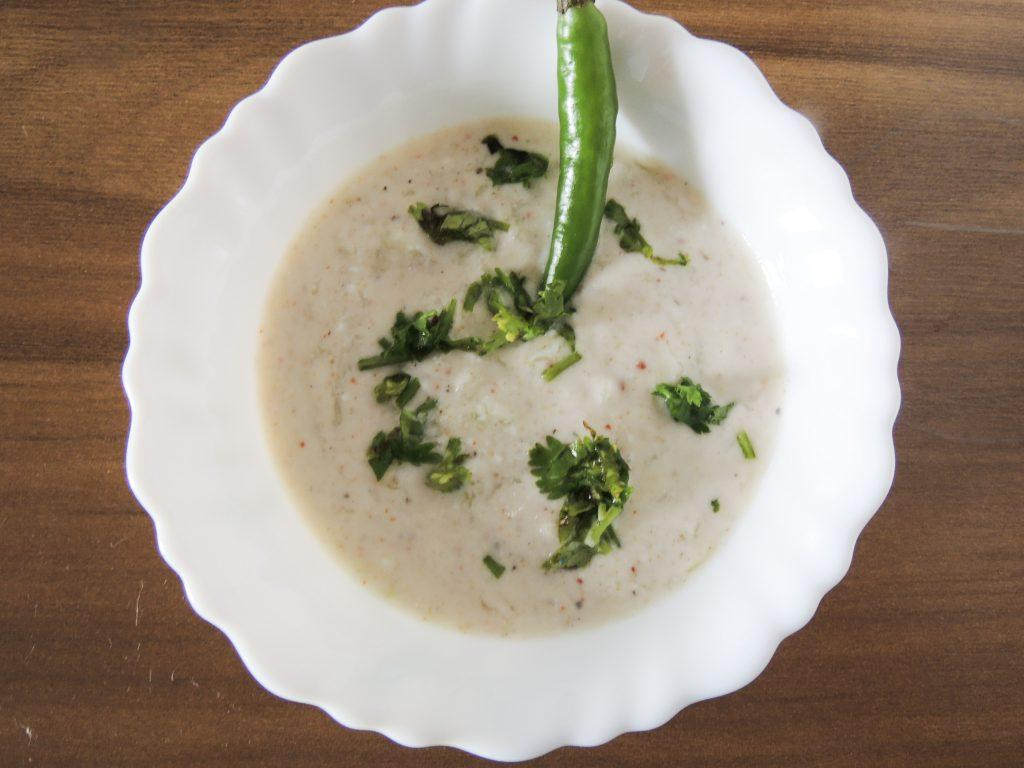Kheera (Cucumber) Raita