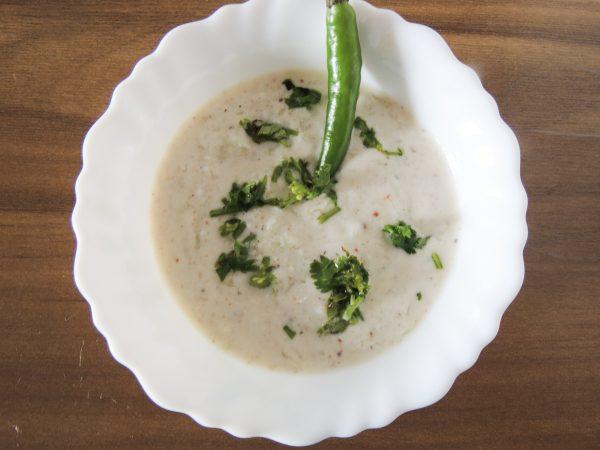 Kheera Raita