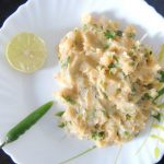 Potato Onion Oil Bharta