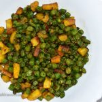 Now the vegetable is ready Eat the vegetable with lentils, rice, bread