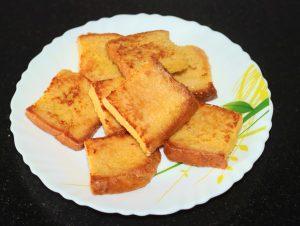 Simple and Delicious Bread Egg Toast || ब्रेड अंडा टोस्ट || Vegan (Gluten Free)