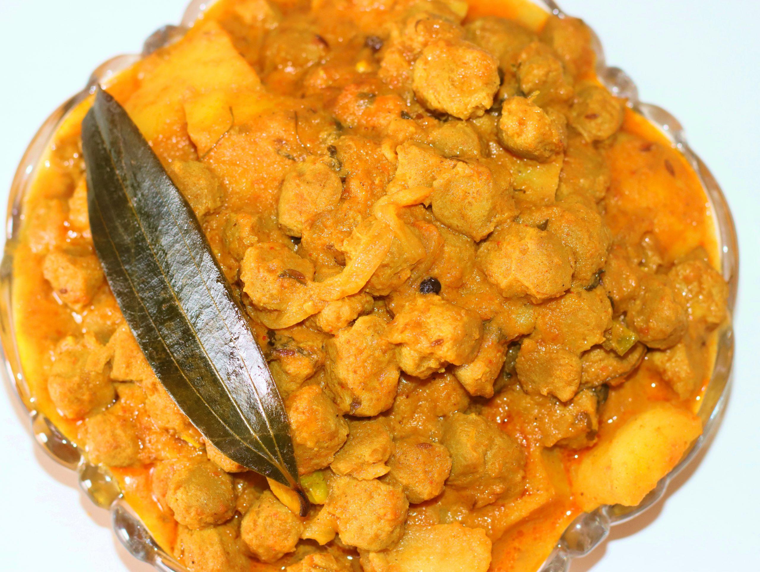 Enjoy this Recipe with Chapati, Poori, Naan, Rice