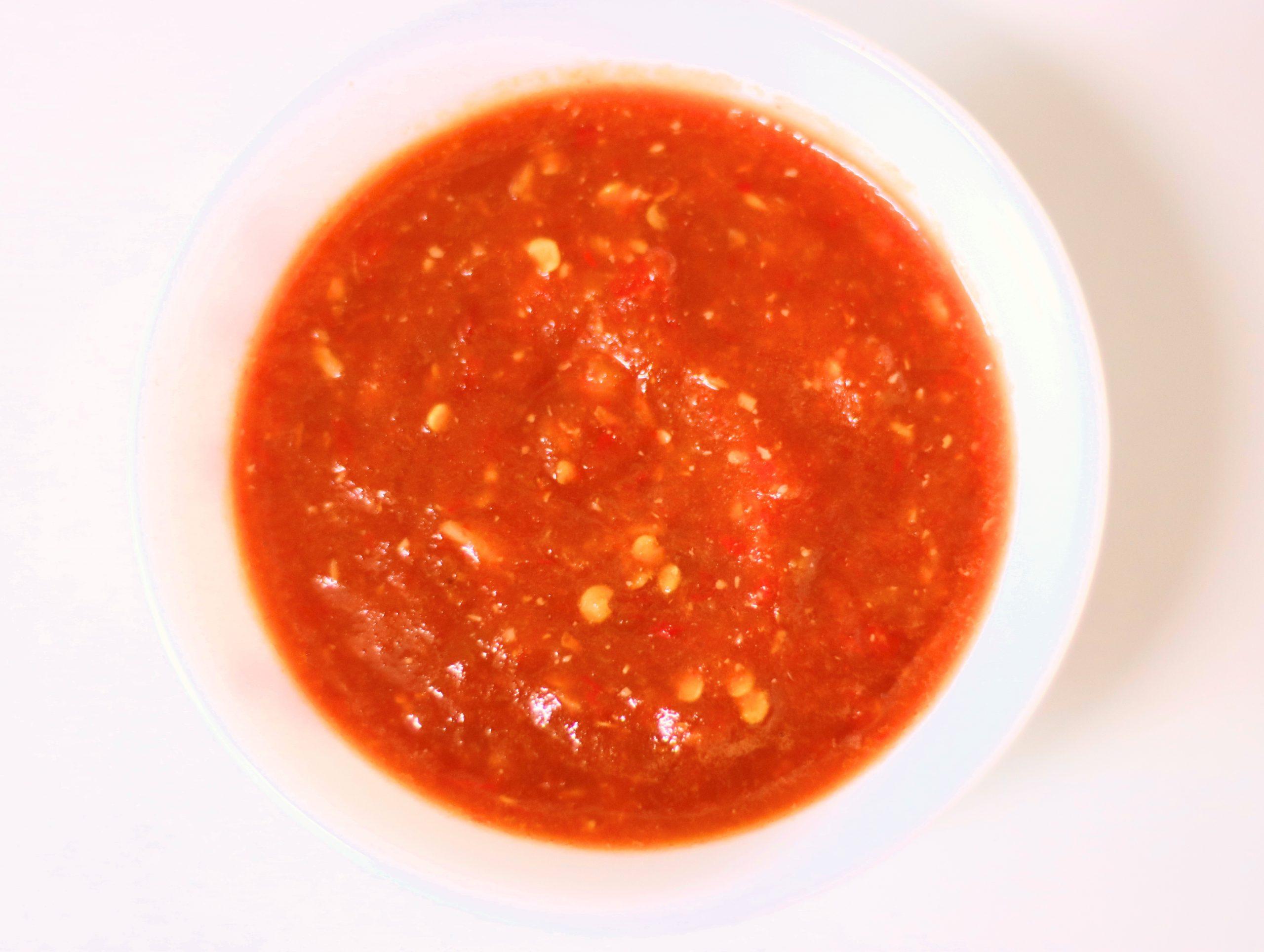 Momos chutney recipe/Tomato chutney